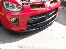 Dodge Neon SRT-4 4 Front Bumper CUPRA R Euro Spoiler Lip Valance Splitter 03-05