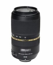 Objetivos Tamron 70-300mm para cámaras