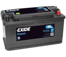 EXIDE Starter Battery CLASSIC * EC900