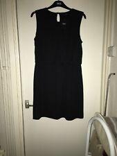 NEW Black Dress Size 18 NEXT
