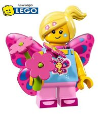 Lego Minifigures 71018 Series 17 - #7 Butterflies Girl Sealed Minifigures