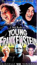 YOUNG FRANKENSTEIN-VHS-COMEDY-A TRIBUTE TO MARY W. SHELLY'S CLASSIC POKES-COMEDY