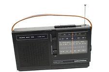 GRUNDIG Music Boy 100 Radio Kofferradio Rundfunkempfänger Tuner Vintage RETRO