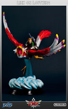 First4Figures Legend of Zelda Skyward Sword Link on Loftwing Statue MIB