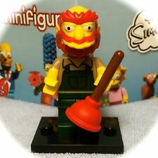 LEGO THE SIMPSONS SERIES 2 COLLECTIBLE MINIFIGURE 71009 #13 GROUNDSKEEPER WILLIE