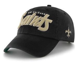 '47 NFL New Orleans Saints Adjustable Modesto Cap