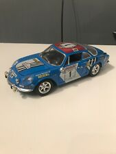 Alpine A110 1/16 Vintage Model Car Made In Italy