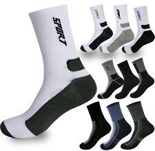 12- 48 Paar SPORT Socken Tennis Socken Herren Damen Socken Kurzsocken Baumwolle