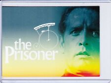 The Prisoner Basic Trading Card Set Unstoppable Cards