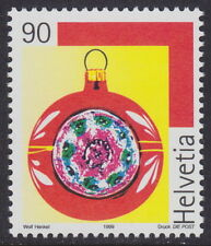 SWITZERLAND - 1999 Christmas (1v) - UM / MNH