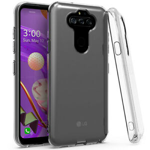 LG ARISTO 5 / LG K31 - Ultra Thin Soft TPU Rubber Transparent Clear Case Cover