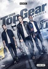 TOP GEAR AMERICA Season 1 (2017) William Fichtner US TV Season Series NEW R1 DVD