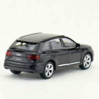1/36 Scale Audi Q7 SUV Off-road Vehicle Model Car Diecast Toy Gift Kids Black