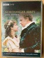 Northanger Abbey DVD 1987 Jane Austen BBC TV Drama Classic w/ Peter Firth