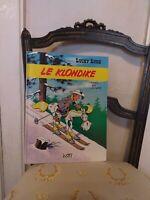 Morris – Léturgie : Lucky Luke : Le Klondike – Lucky Production - 1996 – TBE