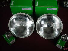 Lucas H4 headlamps; MG, Jaguar, Triumph, Austin-Healey, Land Rover, Mini