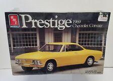 AMT ERTL 1988 Prestige 1969 Chevrolet Corvair 1/25 #6773 Scale Model Car Kit