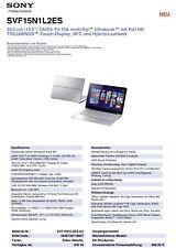 Sony Vaio Fit 11A multi-flip SV-F15N1L2E/S Convertible - Verstellbarer Display