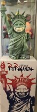 NEW Ron English Mindstyle Lady Liberty Grin with Box 2016 Original Color 22in