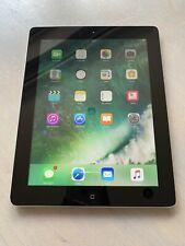Apple iPad 4 Wifi+Cellular ( Vodafone ), Model A1460, 16GB Black