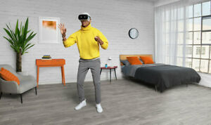 Lenovo Mirage Solo Daydream Standalone 3D Virtual Reality Headset Adjustable New