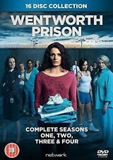 Wentworth Prison Season One to Four 5027626463144 With Danielle Cormack