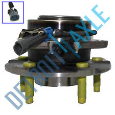 New Front Complete Wheel Hub and Bearing Assembly for Pontiac Chevy w/ABS