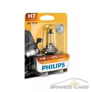 H7 PHILIPS 55W PX26d VISION GLÜHLAMPE 12V 12972PRB1 FERNSCHEINWERFER STÜCK