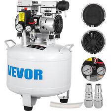 Flüster Kompressor Ölfrei 40L Luftkompressor Manometer Kühlsystem Leise