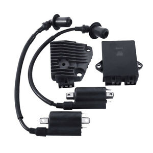 CDI Box Ignition Regulator Coil Kit Fit For YAMAHA XV250 Virago V-Star 250 TCMT