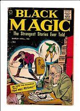 "Black Magic Vol.8 No.1   : 1961 :   : ""Two Will Return!"" :"