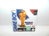 World Cup 98 Soccer Nintendo Game Boy Complete in Box Original Tested CIB