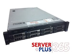 Dell PowerEdge R720 3.5 Server, 2x E5-2670 2.6GHz 8Core, 64GB, 4x Tray, H710