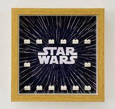 Display Frame for Lego Star Wars minifigures  no figures 25cm