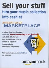 Amazon.co.uk Marketplace 2002 Magazine Advert #398