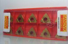 10 x SANDVIK r166.0g-16wh01-280 1020 lastre di svolta svolta lastre di taglio