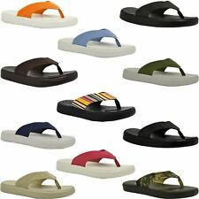 Soft Science Comfort Footwear~Skiff Canvas Flip Flop~11 Colours~Unisex~RRP£40