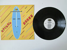 2 UNLIMITED - TRIBAL DANCE - REMIX'S -12in Ltd Edition Single -1993 UK