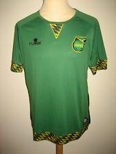 Jamaica home Romai football shirt soccer jersey maillot camiseta Rasta size L