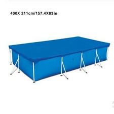 Pool Cover Family Polyester Heat Retaining Rectangle Padling