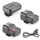 Neewer Wireless Remote Flash Speedlite Trigger 2 Receiver f Canon 580EX II 430EX