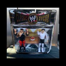 WWE JAKKS Classic Superstars Jerry The King Lawler & Andy Kaufman 2008 NIB