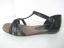 Tamaris Riemchen Sandale Verbena Gr. 40 schwarz black Sandalette