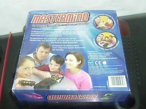 2004 Greek boardgame NEW ORIGINAL MASTERMIND PARKER BROS