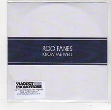 (FO216) Roo Panes, Know Me Well - 2014 DJ CD