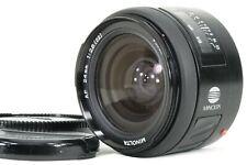 MINOLTA AF 24mm F2.8 Lens [Excellent5+] *MK-A02
