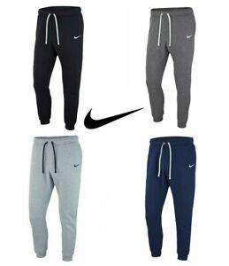 Nike Mens  Joggers Sweatpants Fleece Trousers- logo