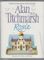 Rosie Alan Titchmarsh 2 Cassette Audio Book Abridged Contemporary Fiction