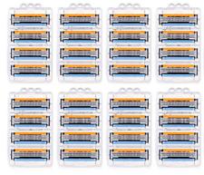 Gillette Sensor 3 Refill Blades, Unboxed Wholesale Pack, 8 Count (4 Pack)