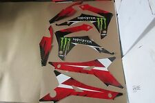 FX Team graphics Honda 2014 2015 2016 CRF250R & 2013 2014 2015 CRF450R